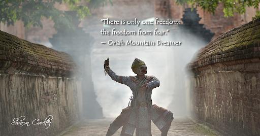 'The Invitation' — by Oriah Mountain Dreamer